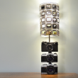 How to make a lamp from vintage camera parts