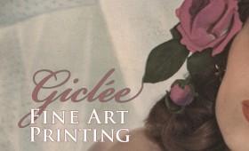 Giclee Fine Art Printing
